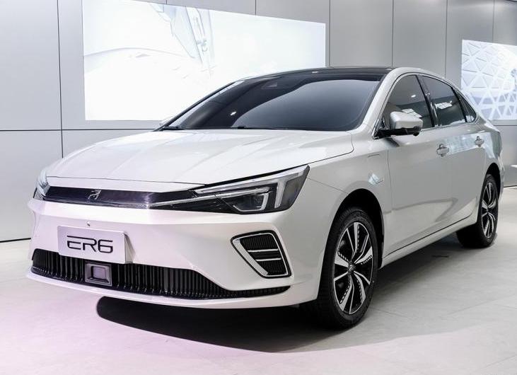 ER6预售 荣威发布成都车展阵容