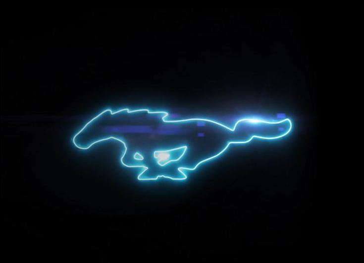 预计7月21日发布 RTR Mustang Mach-E预告曝光