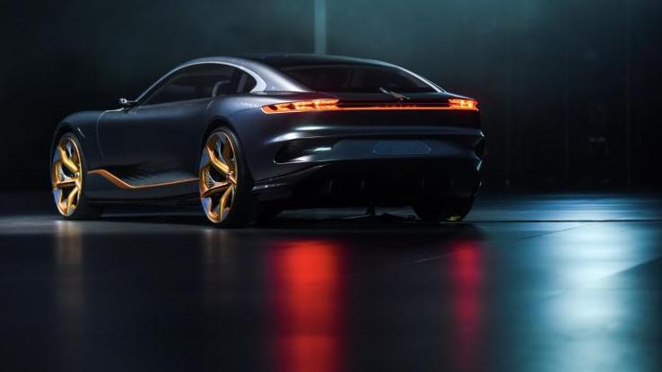 岚图品牌战略规划正式发布 概念车亮相