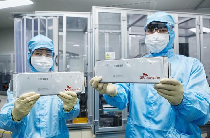 韩电池商携手锂离子电池之父研发电池