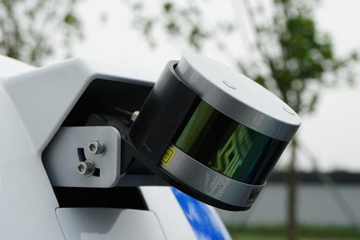 华为集万人研发激光雷达 成本或陡降