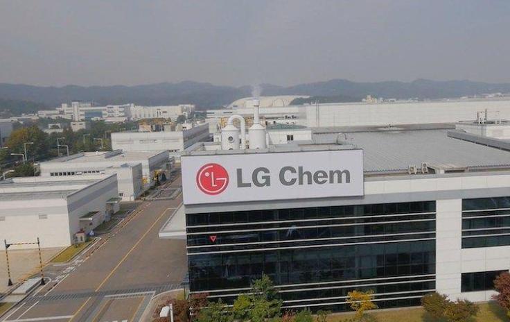 LG化学上半年营收创纪录 超过宁德时代