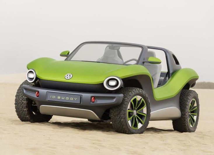 大众申请e-Thing商标 或为纯电动越野车