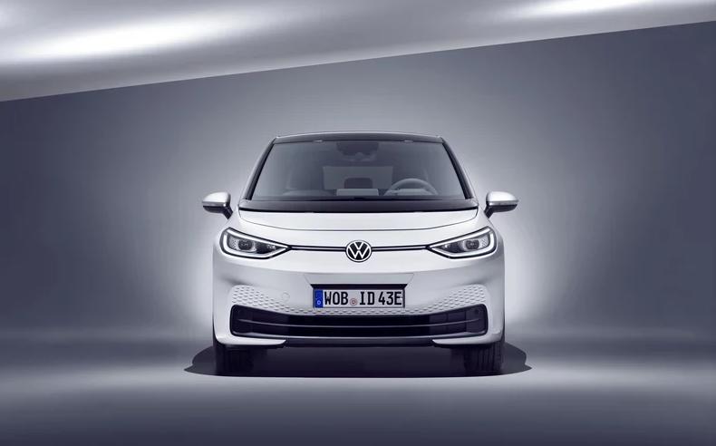 2025年发布 大众确认推出全新小型电动车ID.1