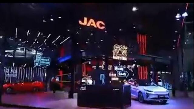 嘉悦A5领衔 江淮汽车携众明星产品亮相广州车展
