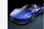 本田NSX假想图曝光 继续搭载混合动力系统