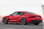 三电机加持/明年初发布 全新奥迪RS e-tron GT渲染图曝光