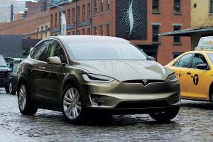 召回部分进口特斯拉Model S/Model X