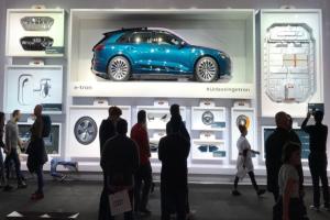 奥迪计划2021年减产e-tron 燃油车依然占市场主流