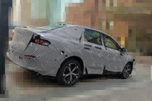 小鹏全新车型谍照曝光 或将于2021年亮相