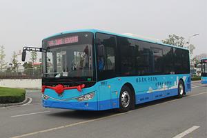 纯电动公交