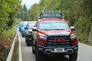 再传捷报:江淮汽车10月销量同比劲增31.4%