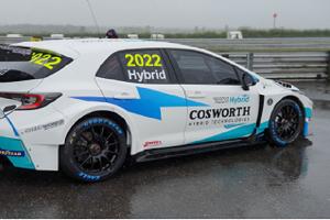 全新 Delta Motorsport 智能功率密集型电池组首次亮相混合动力房车锦标赛