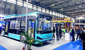 领军新能源 共享新净界——开沃亮相2020上海国际客车展