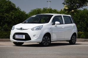 海马爱尚EV新增车型上市 售3.98万起