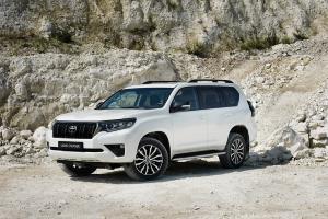 换装2.5L混动 新一代丰田普拉多或于2022年首发