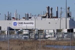 通用将改造CAMI工厂 生产纯电商用车