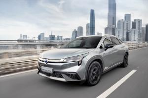 广汽AION LX 将使用硅负极电池 预计年内投产/最高续航1000km