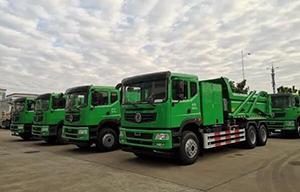 率先示范!广州黄埔首批500辆氢燃料电池泥头车即将试运营