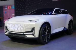 定位高性能电动四驱SUV 长安E11最新进度-年产2万辆