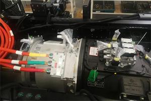 """助力氢燃料渣土自卸车更优、更强,精进电动再秀""""硬核实力"""""""