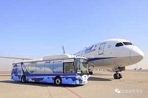 打造智能化机场,东京羽田机场喜迎比亚迪自动驾驶大巴