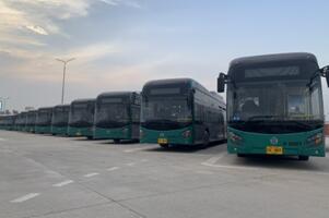 """""""一带一路""""展风采,金旅新能源公交助力巴基斯坦BRT"""" 焕新升级"""""""