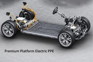 可支持四电机布局 大众SSP平台将在2030年首次亮相