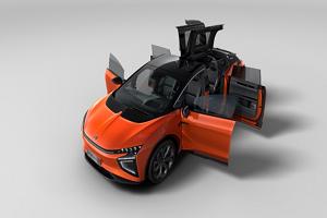 为高合HiPhi X打造智能化车载体验 华人运通与高通等合作