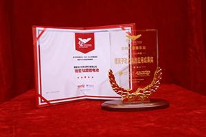 """微宏钛酸锂电池荣膺第15届影响中国客车业""""锂离子动力电池应用成果""""奖"""