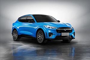 国产Mustang Mach-E将开启预售 福特上海车展产品阵容曝光