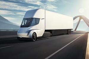 首批将向百事交付15辆 特斯拉Semi电动卡车年内量产