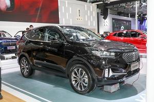 搭载DHT混动技术 VV6换代车型或定名拿铁