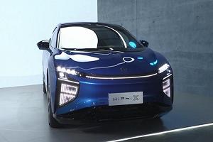 高合HiPhi X新车型上市 售价57万元起