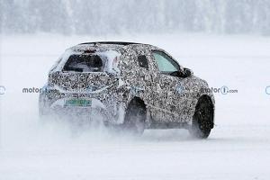 全新丰田Aygo最新谍照 可能会搭载纯电动的动力系统