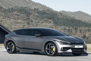悬浮式车顶/双联曲面屏 起亚全新EV6 GT正式发布!