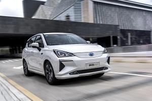 广汽三菱今年将推纯电动A级SUV 新车或名LE
