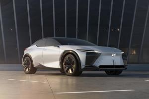 雷克萨斯在2025年至少10种电动车型