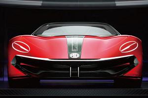 或于9月上市 名爵Cyber纯电动子品牌首款量产车