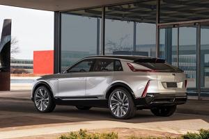 LYRIQ将在上海车展中国首秀 凯迪拉克一季度销量同比增长114%