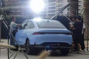小鹏汽车P5将于4月14日首发 官宣了!