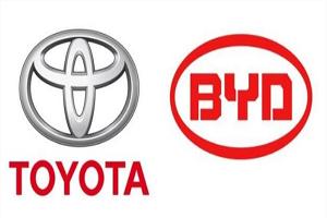 已开始进行路试/2025年内投放 比亚迪正为丰田生产电动汽车