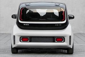 新宝骏E300将更名KiWi EV 电动机功率40千瓦