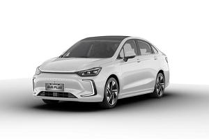 将于2021年上海车展正式预售 BEIJING-EU5 PLUS官图发布