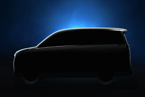 将于上海车展亮相 上汽大通MAXUS MIFA EV概念车预告图
