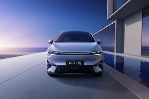 全球首款量产激光雷达智能汽车:小鹏P5正式亮相发布