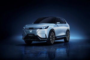 本田纯电SUV e:prototype 皓影(BREEZE)锐・混动e+上海车展全球首发