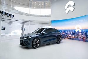 智能电动旗舰轿车ET7车展首秀 蔚来发布Power North计划