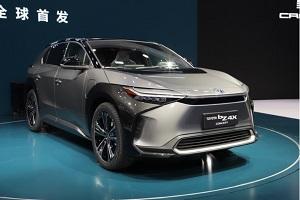 2030年前全面电动化 丰田确认将推出兰德酷路泽电动版车型