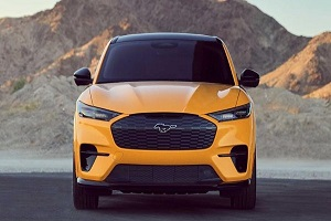 新车售价或在6.05万美元左右 Mustang Mach-E GT版本海外开启预定